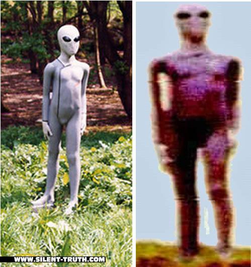 مقایسه عروسک گروه سیو و بیگانه آرژانتین