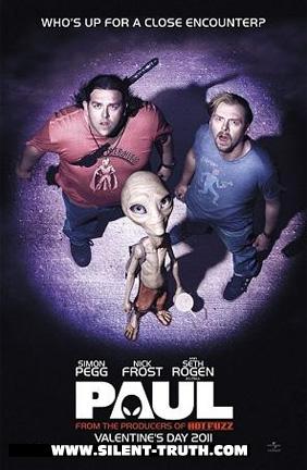 پوستر فیلم پائول (2011)