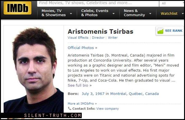توضیحات سایت IMDB در مورد تسریباس