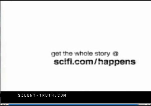در ابتدا و پایان نسخه اصلی ویدیو متنی در خصوص منبع فیلم ظاهر می شود با این مضمون که کل داستان را در سایت سای فای بخش حوادث پیگیری کنید